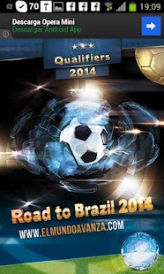 Road to Brazil 2014 - screenshot thumbnail