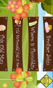 Nursery Rhymes Piano Tunes - screenshot thumbnail