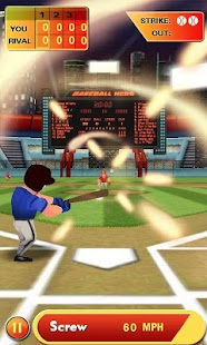 Baseball Hero - screenshot thumbnail
