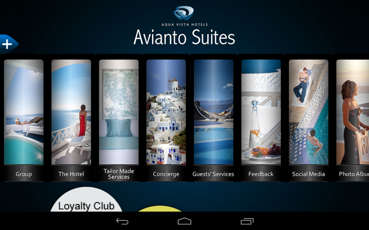 Avianto Suites HD - screenshot