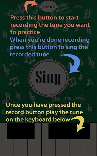 【免費音樂App】Musistro Vocal Trainer-APP點子