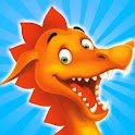 Dragon Games Free For Kids icon