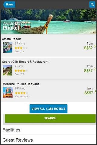 PHUKET HOTELS BOOKING upto 80