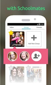 WeSnap-Photo Messaging screenshot 1