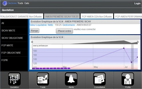 ETF Tunis ® | Mobile Tablette - screenshot thumbnail
