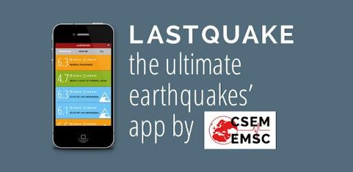 LastQuake - EMSC Earthquakes