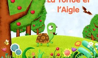Screenshot of La Tortue et l'Aigle