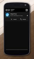 Screenshot of Sleep Timer (Music&Screen Off)