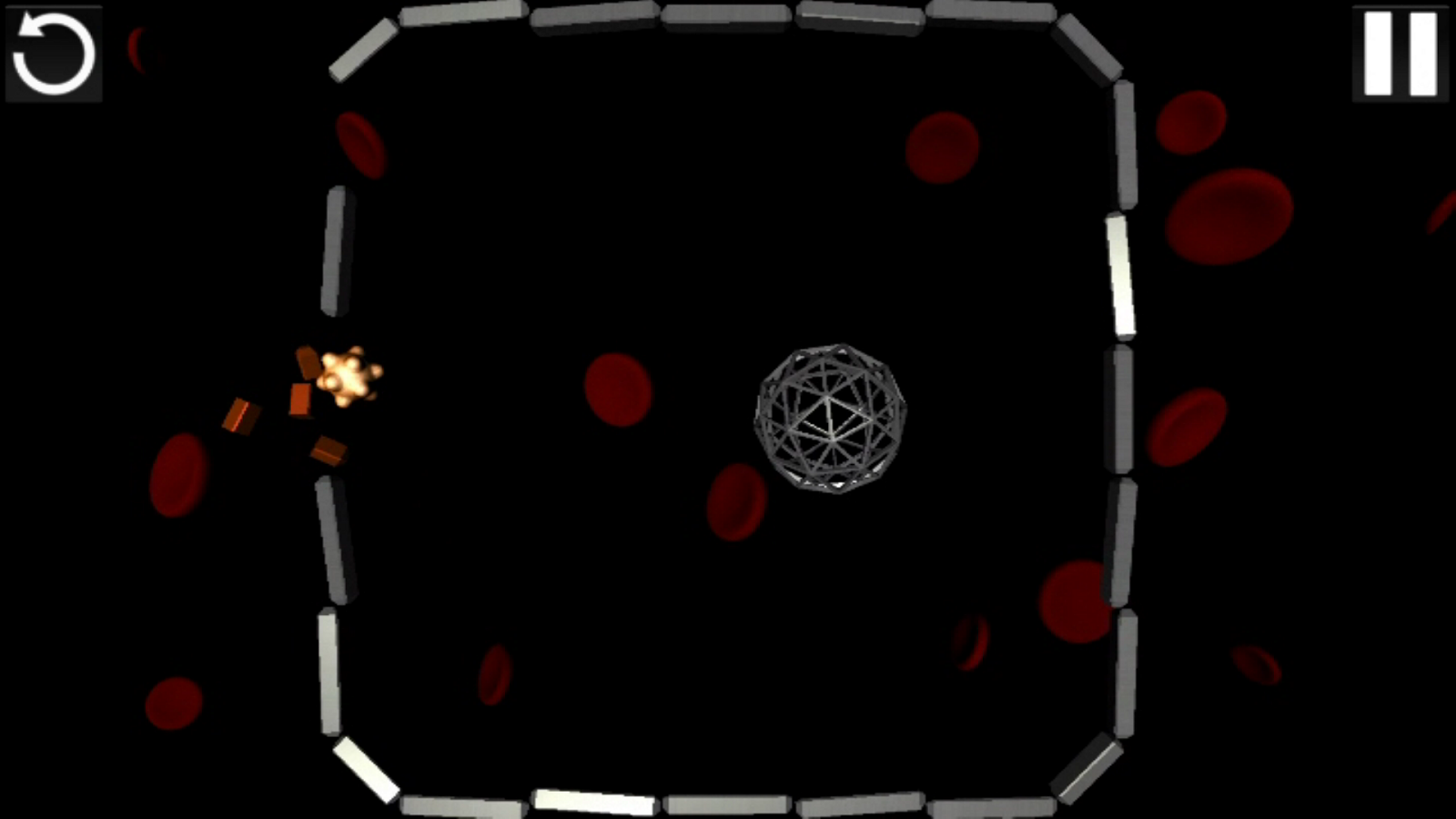 Virate: Physics Puzzle Game - screenshot