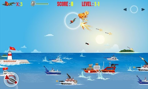 Spratly defence Pro - screenshot thumbnail