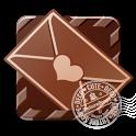 チョコレート テーマ for DECOCUTE icon
