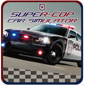 Super-Cop Car Simulator