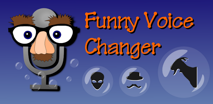 ������ ����� ����� ��������� ������ ����� Funny Voice Changer 1.0.7