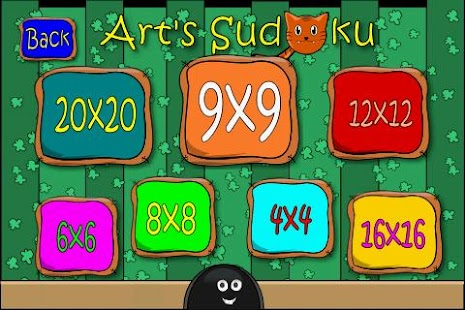 Art's Sudoku- screenshot thumbnail