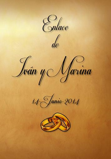 Boda de Iván y Marina