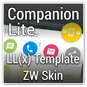 """Companion"" LLx theme/template"