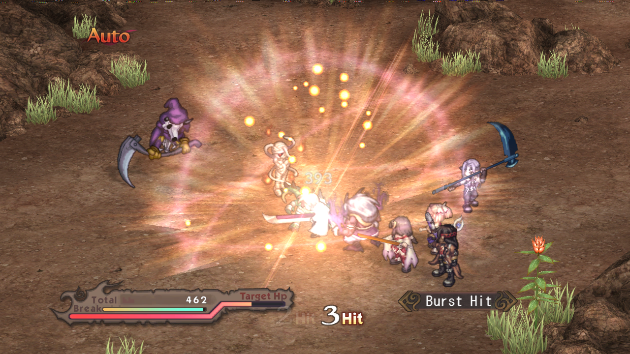 RPG Record of Agarest War- screenshot