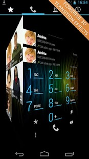 Swipe Dialer Free - screenshot thumbnail