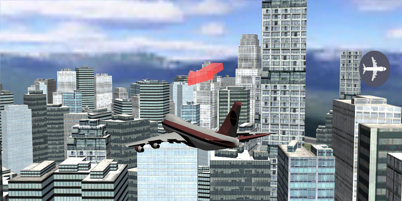 FLIGHT CITY: TRAVEL - screenshot
