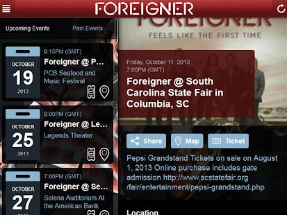 Foreigner - screenshot thumbnail