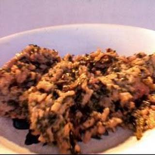 Risotto with Beetroot Greens Recipe