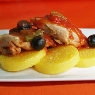 Chicken With Polenta Recipes.