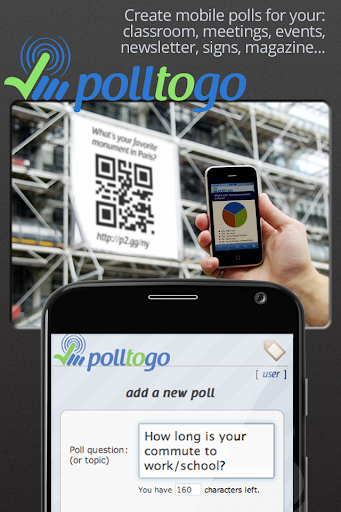 polltogo - Mobile poll maker