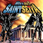 Who's that Saint Seiya