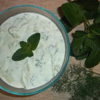 Tzatziki – Greek Sauce