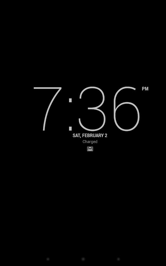 ClockPlus DayDream - screenshot