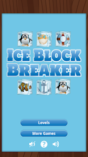 Ice Block Breaker
