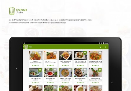 Chefkoch - Rezepte & Kochen - screenshot thumbnail