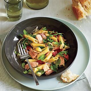Easy Penne and Tuna Salad.