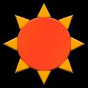 日の出日の入り地図 icon