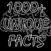 1000+ Unique Facts!
