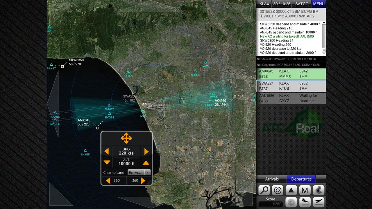ATC4Real Los Angeles - screenshot