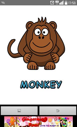 Animal Cartoon Wallpaper