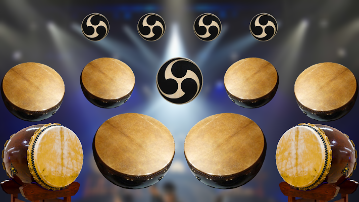 Taiko Drums - screenshot