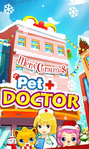 Pet Vet Doctor - Christmas Day