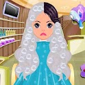 Hair salon Hairdo - kids games