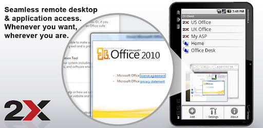Download 2X Client RDP/Remote Desktop - v Varies with