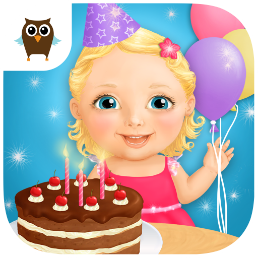 Sweet Baby Girl - Birthday 教育 App LOGO-APP開箱王