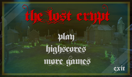 The Lost Crypt