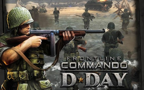 FRONTLINE COMMANDO: D-DAY Screenshot 11