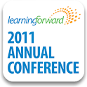 Learning Forward 2011 logo