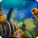 Aquarium Live Wallpaper (free) icon