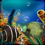 Aquarium Live Wallpaper (free) v1.0.1