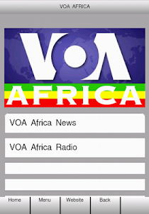 VOA Africa screenshot 0