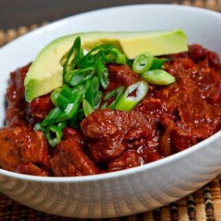 Slow Braised Chili Con Carne Recipe