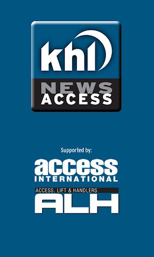 KHL Access News